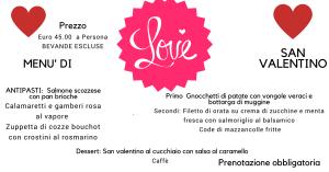 brunch 300x157 - Cena di San Valentino  14 Febbraio
