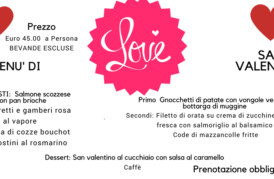 brunch 960x628 - Cena di San Valentino  14 Febbraio